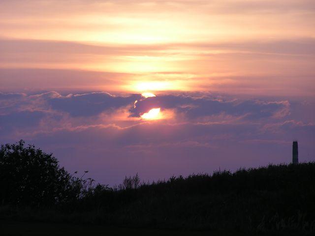 Lublinieckie zachody słońca