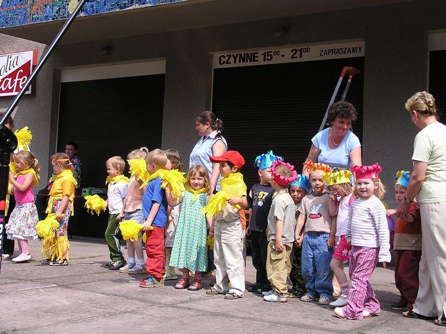 Dni Lublińca 2006: Korowód Przedszkolaków