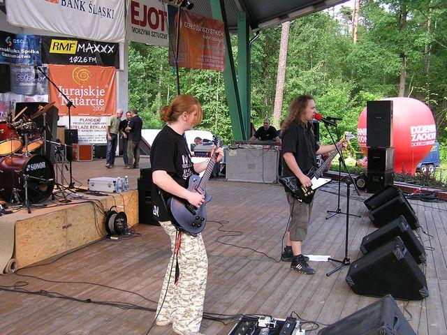 Dni Lublińca 2006: Festiwal Rockowy