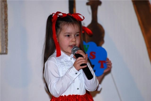 XV Powiatowy Festiwal Piosenki Religijnej dla Przedszkolaków 2011