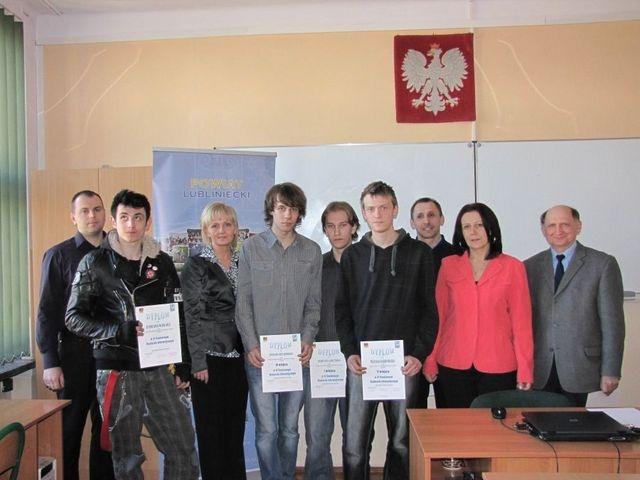 Powiatowy Konkurs Informatyczny
