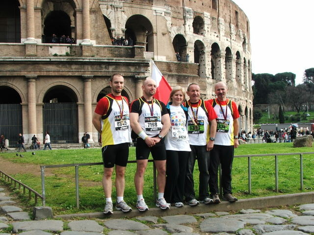 Maraton di Roma 2011