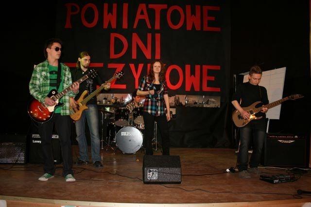 Powiatowe Dni Językowe 2011