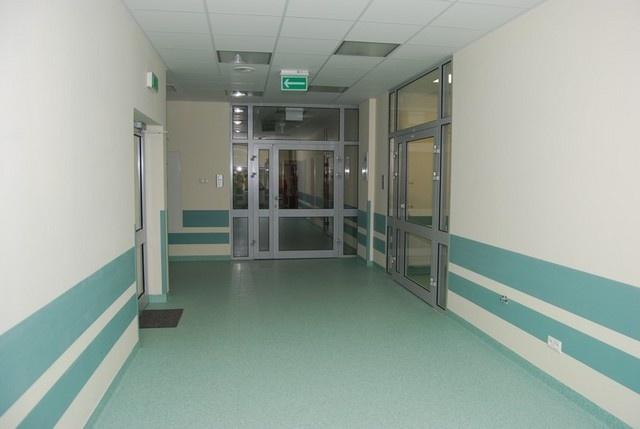 Oddziały lublinieckiego szpitala - ZDJĘCIA