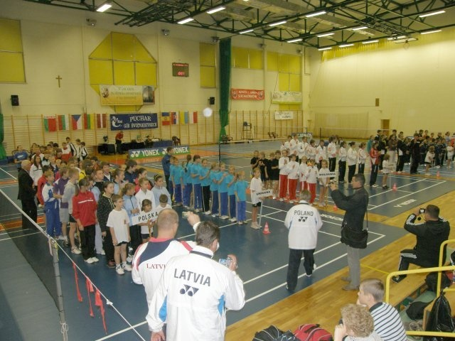 Co słychać w lublinieckim badmintonie?