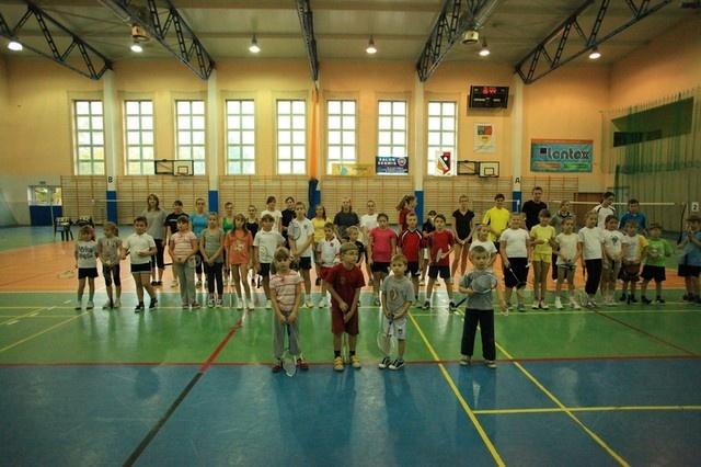 IV Otwarte Mistrzostwa Lublińca w Badmintonie O Puchar Burmistrza