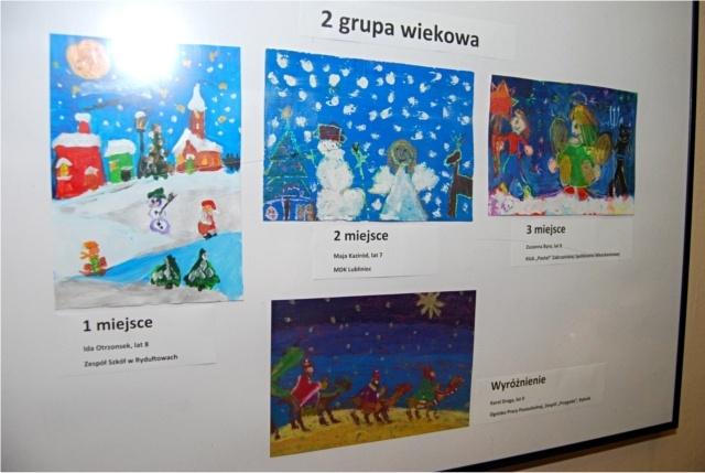 Nagrodzono najlepsze kartki świąteczne