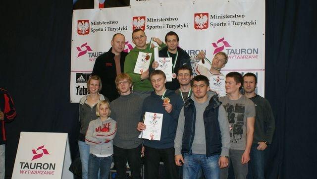 Pierwsze Mistrzostwa Polski  w Brazylijskim Ju Jitsu