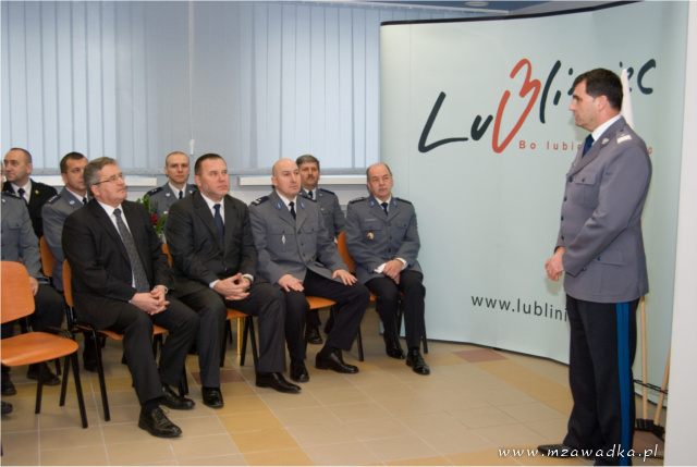 Wizyta Prezydenta RP w Lublińcu