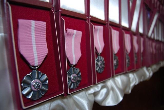 Jubileusze 50, 55 i 60 lat pożycia małżeńskiego 01.03.2012