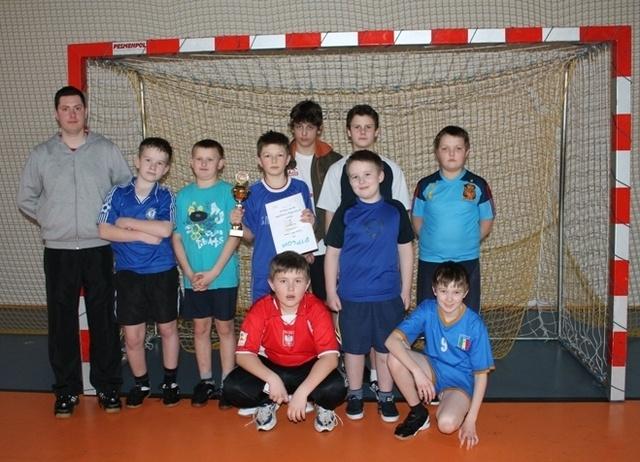 Powiatowy Turniej Piłki Ręcznej Szkół Podstawowych 2012