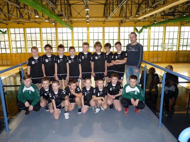 Turniej szkółek piłki ręcznej