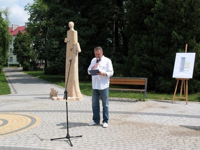 II Międzynarodowy Plener Rzeźbiarski