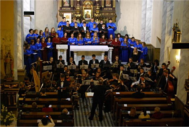 II Lubliniecka Noc Kulturalna: CESAR FRANCK  MISSA A-dur