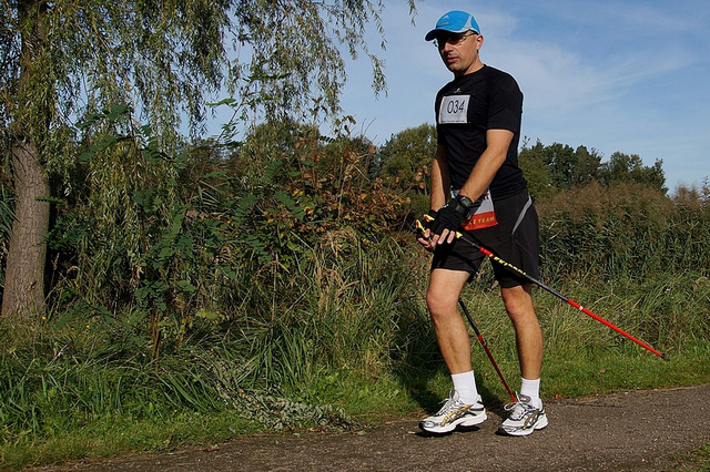 Maraton Nordic Walking w Blachowni