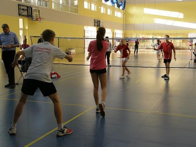 Pięć medali  lublinieckich badmintonistów na Międzynarodowym Turnieju w Warszawie!!!