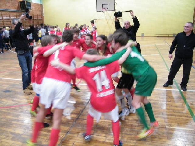 KUBA CUP 2012 - zwycięstwo mieszkańców Lublińca
