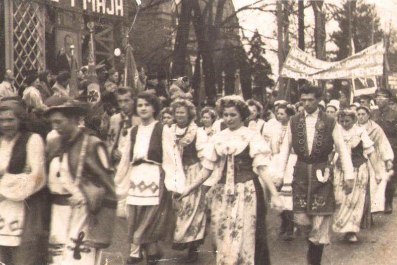 Lubliniec '50-'70 XX w.