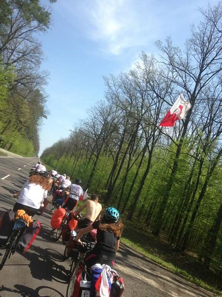 Polska - Syberia: 2 tydzień