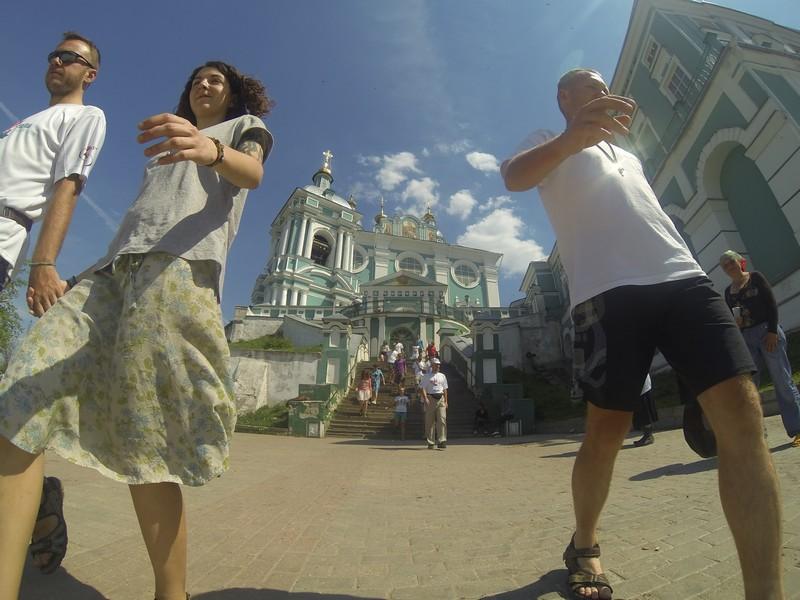 Polska - Syberia: 3 tydzień