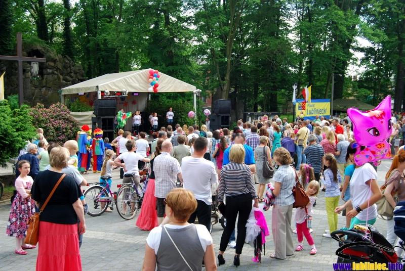 Rodzinny Festyn U OBLAT 2013