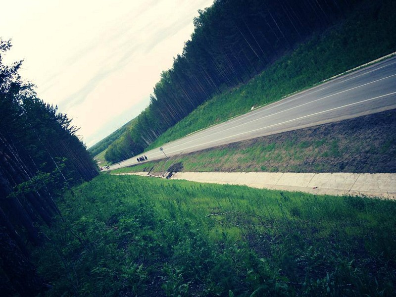 Polska - Syberia: 8 tydzień