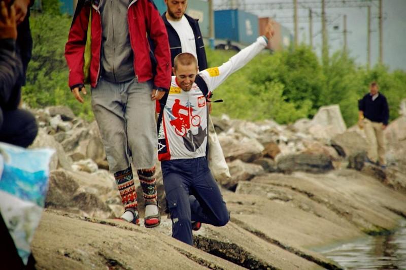 Polska - Syberia: 10 tydzień