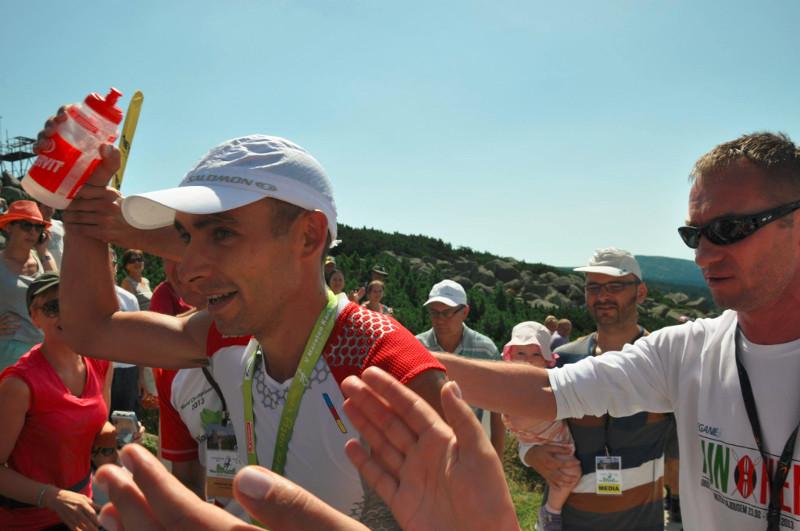 Marcin ŚWIERC zdobył złoty medal Mistrzostw Polski