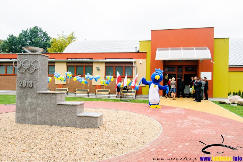 Otwarcie Hali Sportowej przy Szkole Podstawowej nr 3 w Lublińcu