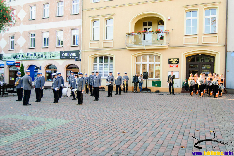 III Lubliniecka Noc Kultury: Orkiestra Dęta KWP i występ Copacabana
