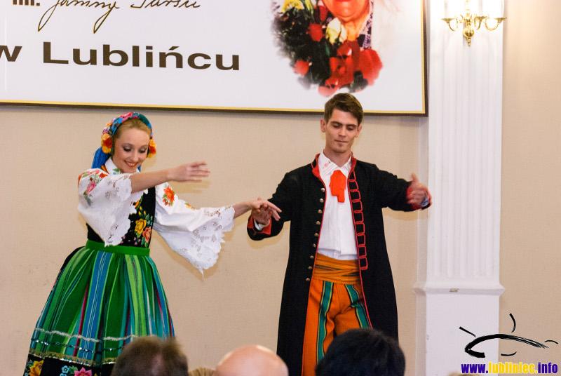 III Lubliniecka Noc Kultury: Muzyka Tańcem Inspirowana