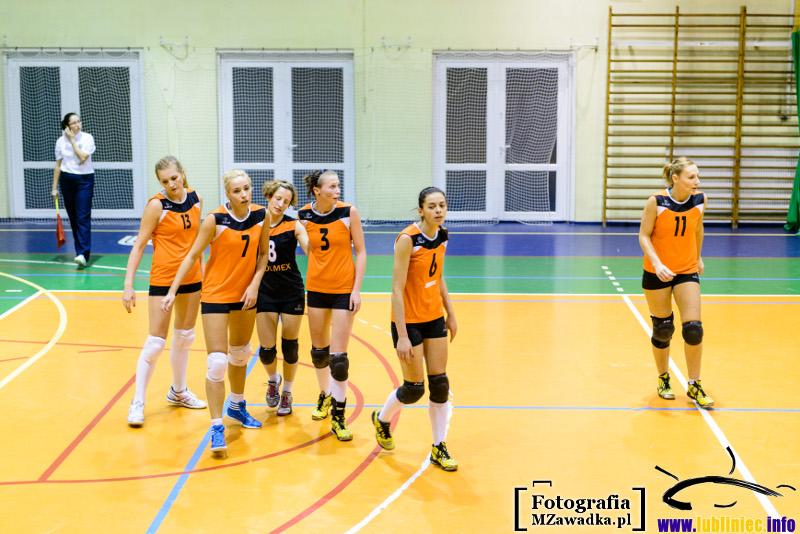 STS Victoria Lubliniec - AZS AWF Warszawa