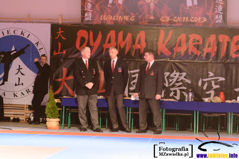 OYAMA TOP Lubliniec 2013