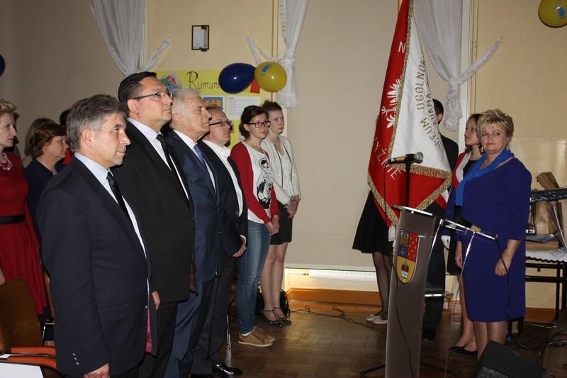 Happening z okazji 10 lat przystąpienia Polski do Unii Europejskiej