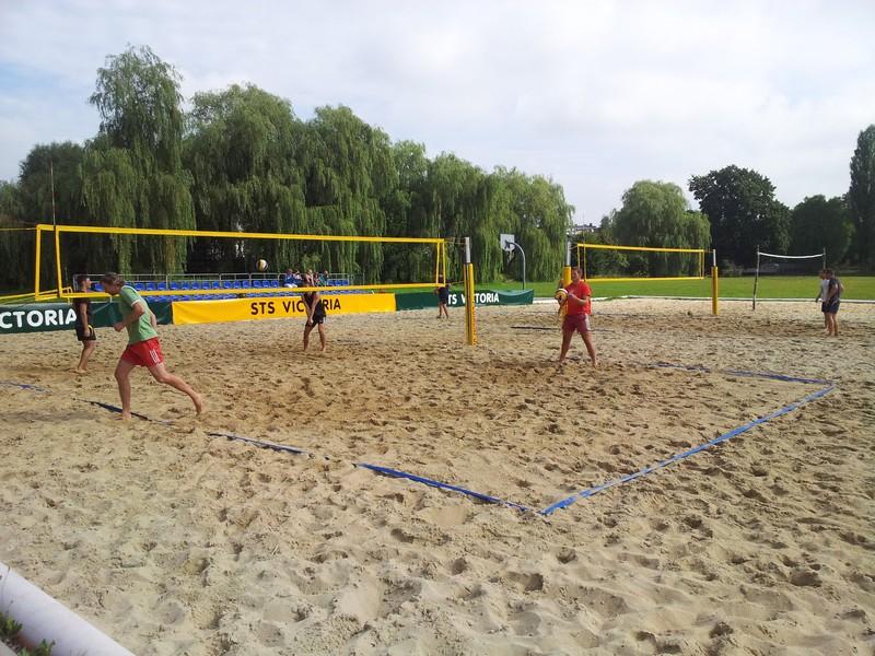 Finał Lublinieckiej Plaży