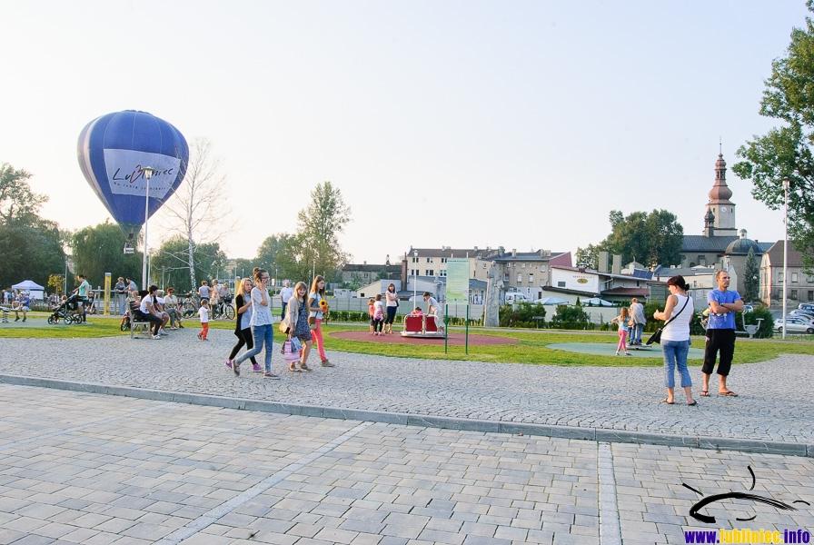 IV Lubliniecka Noc Kultury: Dawid Podsiadło, Vladimirska, Orkiestra