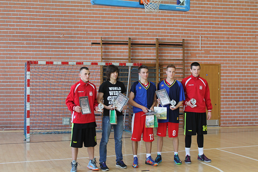 Turniej Koszykówki KLIMON CUP