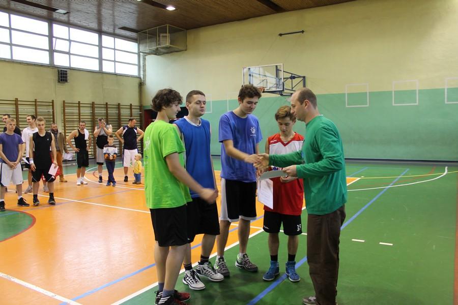 Turniej Koszykówki Streetbasket