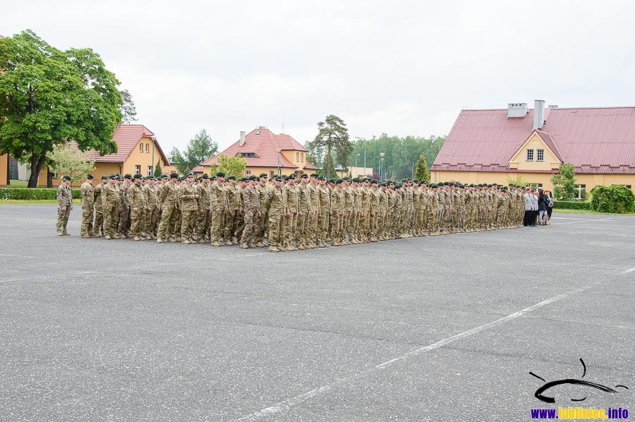 Święto Jednostki Wojskowej Komandosów w Lublińcu 2015