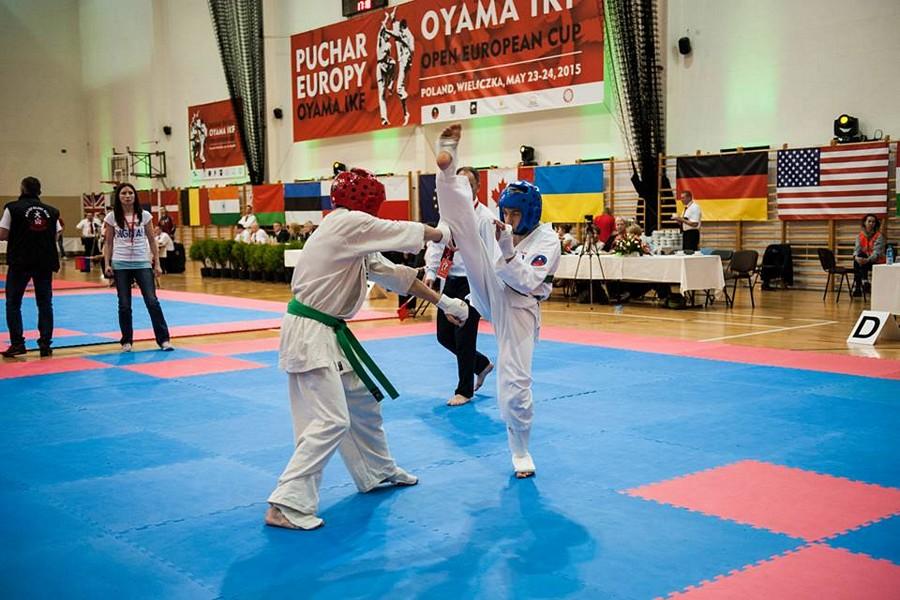 Puchar Europy w Karate w Wieliczce