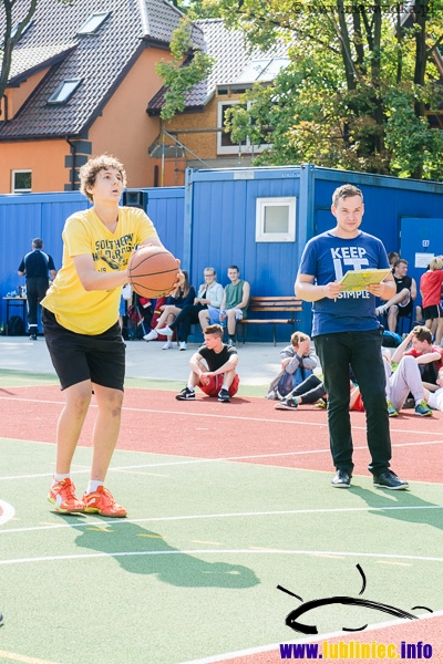 Turniej Streetballa 2015