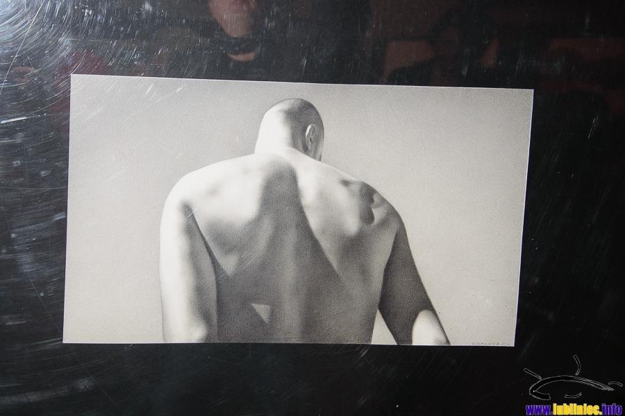 Fotorealizm rysunku Gustava Gálvez Miró