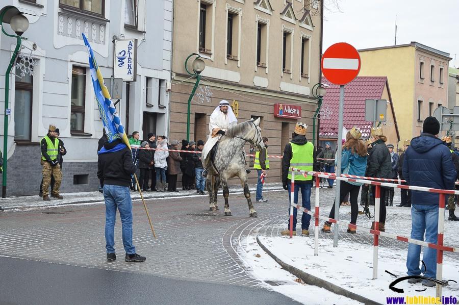 III Orszak Trzech Króli ulicami Lublińca - FOTO i WIDEO