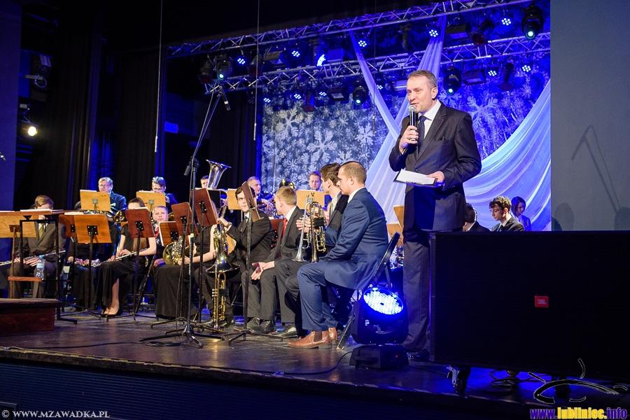 Koncert Miejskiej Młodzieżowej Orkiestry Dętej 2016