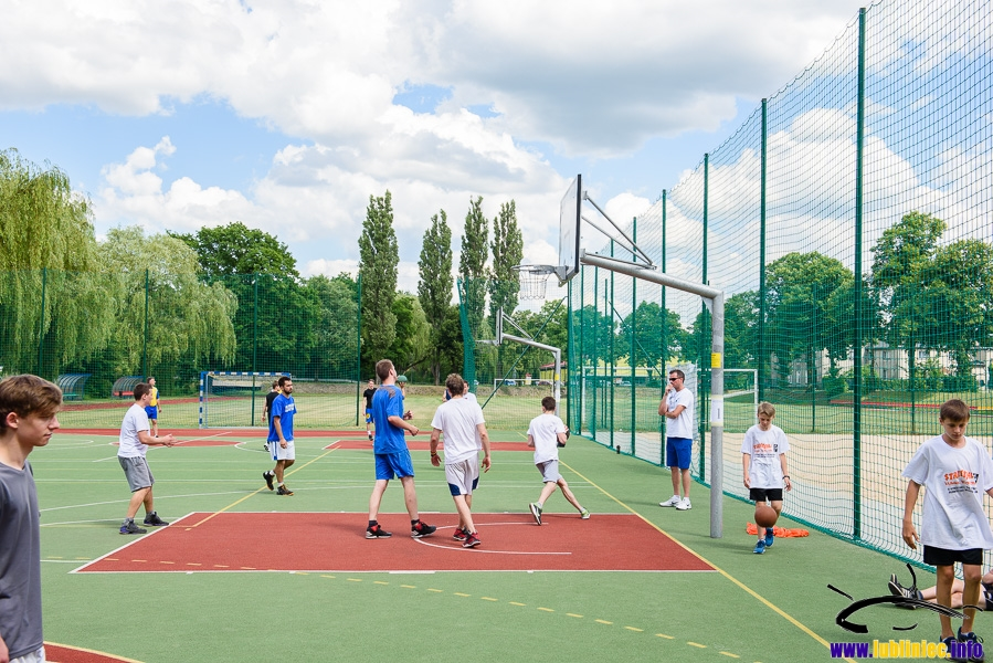 Dni Lublińca 2016: Otwarty Turniej Streetballa