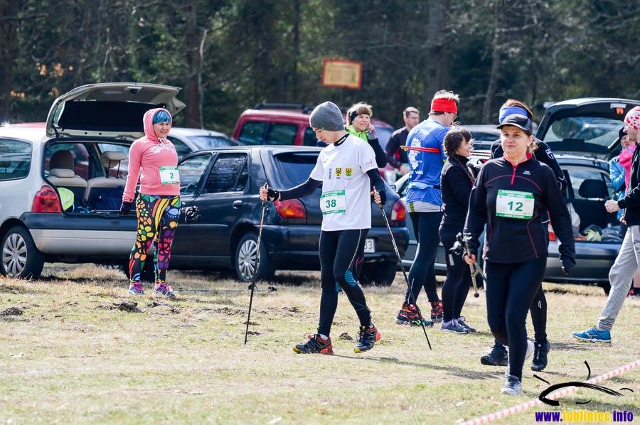 IV-ty Lubliniecki Półmaraton Nordic Walking i Lubliniecka 5-ka