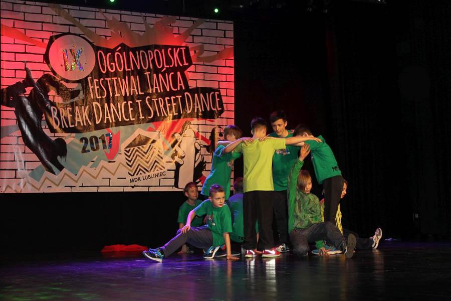 IX Ogólnopolski Festiwal Tańca Break Dance i Street Dance