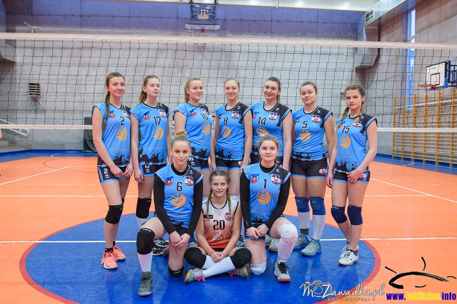 STS Victoria Lubliniec - MTS As Myszków 1:3