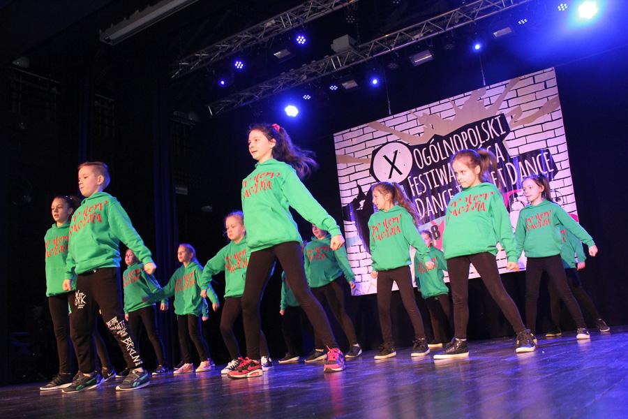 X Festiwal Tańca Break Dance i Street Dance 2018