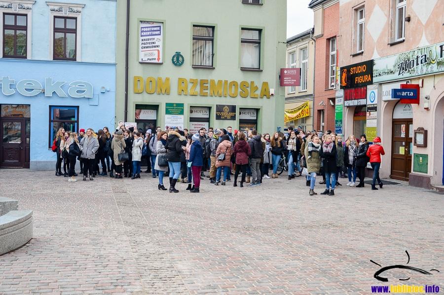 VIII Kazikowy Polonez na Lublinieckim Rynku 2019 FOTO